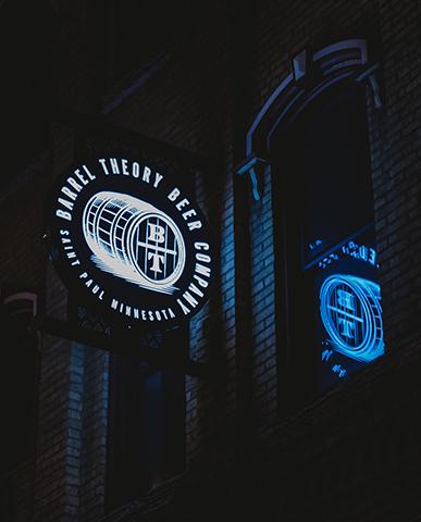 Taproom Wedding - Barrel Theory Night