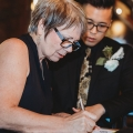 Taproom Wedding - Signing