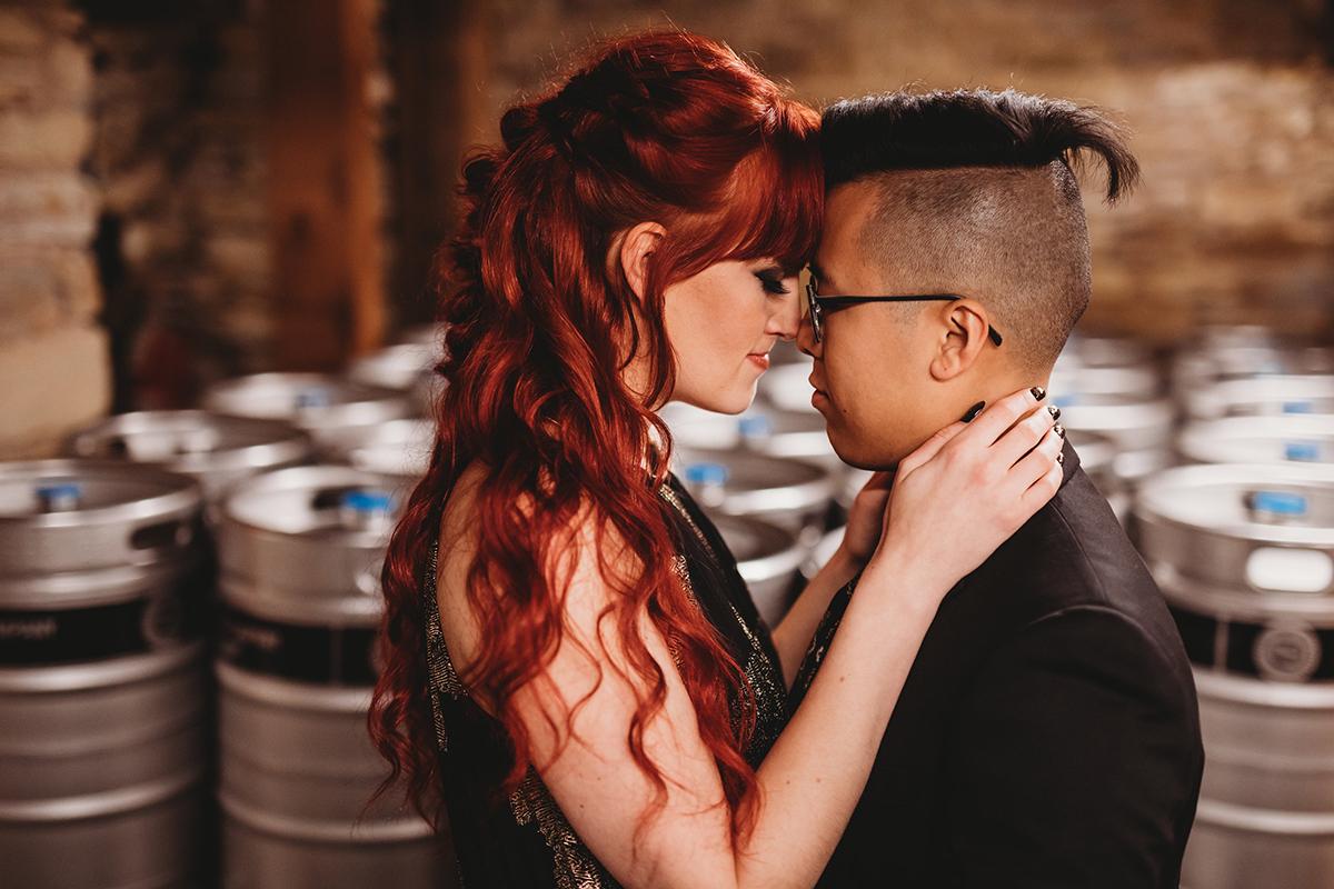 Taproom Wedding