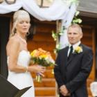 Cabin Wedding - Greeting