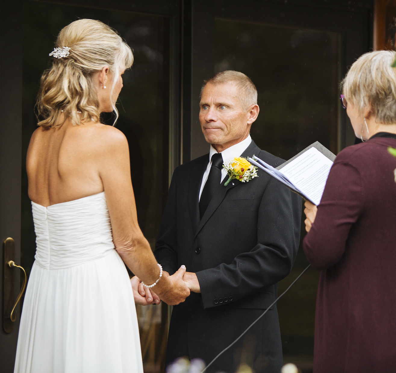 Cabin Wedding - Do You Take?